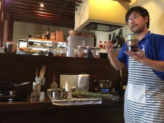 Haru Cooking Class